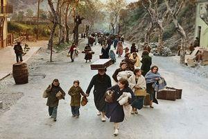 Cuộc sống của người tị nạn trong Chiến tranh Thế giới thứ hai