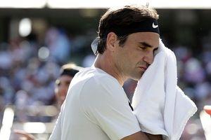 Thua đối thủ vô danh, Federer mất ngôi số 1 thế giới