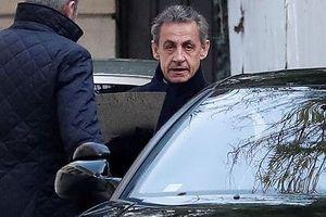 Cựu Tổng thống Pháp Nicolas Sarkozy trong vòng xoáy lao lý