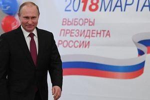 Thế giới nổi bật trong tuần: Ông Putin chính thức tái đắc cử tổng thống Nga