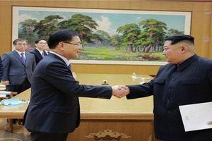 NÓNG: Ông Kim Jong Un sẽ gặp Tổng thống Hàn Quốc
