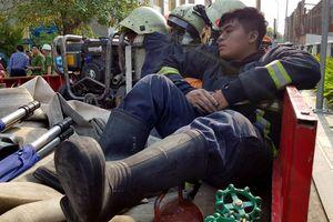 Anh hùng trong đám cháy Carina Plaza đáng ngưỡng mộ nhất tuần qua
