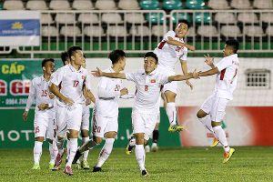 U19 dự tuyển Việt Nam giành chiến thắng trước đại diện Hàn Quốc