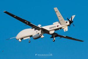Hàn Quốc tiết lộ mẫu UAV trinh sát vũ trang giống MQ-9 của Mỹ
