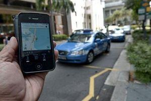 Hình ảnh cuối cùng của Uber tại ĐNA trước khi rút lui