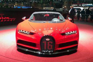 Siêu xe Bugatti Chiron Sport 'chốt giá' 74,3 tỷ đồng tại Mỹ
