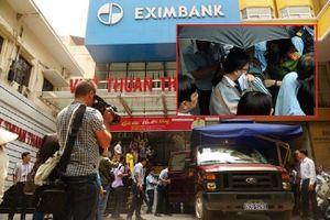 Khởi tố, bắt tạm giam 2 thủ quỹ Eximbank Chi nhánh TP.HCM