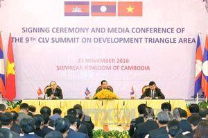 Việt Nam đóng góp tích cực vì hợp tác, phát triển bền vững bên dòng Mê Kông