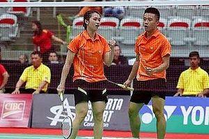 Chủ nhà Việt Nam lần đầu có HCV đôi nam nữ giải cầu lông quốc tế Ciputra
