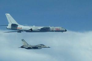 Đài Loan theo dõi sát sao chiến đấu cơ Trung Quốc