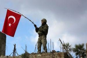 Quân đội Thổ Nhĩ Kỳ kiểm soát hoàn toàn Afrin - Syria