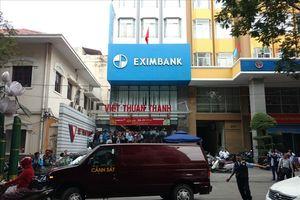 Vì sao 2 cán bộ Eximbank chi nhánh TPHCM bị bắt?
