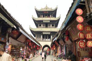 Tham quan thị trấn Lãng Trung - Một trong những khu dân cư cổ xưa nhất thế giới