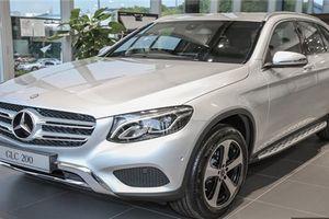 Hé lộ hình ảnh, clip 'bom tấn' Mercedes GLC 200