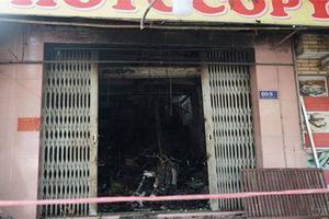 Vụ cháy tiệm photocopy ở TP.HCM: Bé trai 2 tuổi tử vong