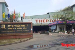 Đà Nẵng cho 'nhà máy thép gây ô nhiễm' hoạt động trở lại trong 6 tháng