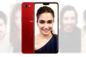 Oppo F7 ra mắt với tai thỏ, camera selfie 25 MP