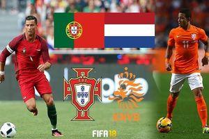 Đội hình dự kiến Bồ Đào Nha vs Hà Lan: Ronaldo 'so găng' với Depay