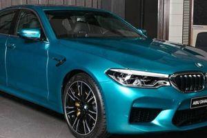 Siêu 'sedan cỡ trung' BMW M5 giá bán từ 2,3 tỷ đồng