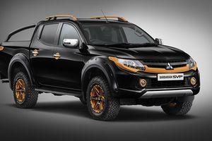 Mitsubishi Triton SVP giá 954 triệu đồng hút hồn dân offroad