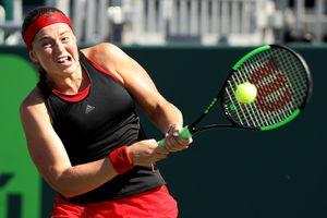 Miami Open 2018: Ostapenko loại Kvitova, Azarenka vào tứ kết