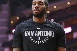 Những kẻ đê tiện đang ép Kawhi Leonard rời San Antonio Spurs?