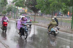 Dự báo thời tiết ngày 28/3: Miền Bắc chuyển mưa hai ngày liên tiếp