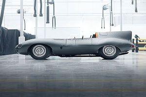Chiêm ngưỡng vẻ đẹp huyền thoại D-type được Jaguar tái xuất