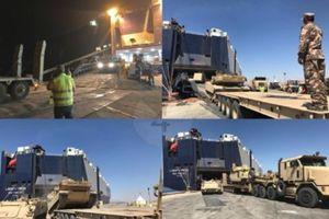 Nóng: Lộ tung tích xe tăng ở Jordan, Mỹ sắp đánh lớn ở Syria?