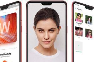 Oppo F7 ra mắt, tiếp nối danh sách những smartphone 'tai thỏ'