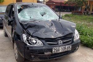 Tạm giữ hình sự người đi xe ô tô của Chủ tịch xã gây tai nạn