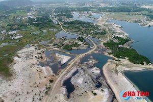 Dừng khai thác mỏ sắt Thạch Khê (bài 7): Giữ mạch nước ngầm!