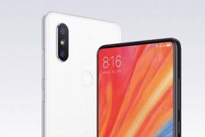 Xiaomi Mi MIX 2s ra mắt: Chip S845, RAM 8 GB, camera ngang iPhone X, giá từ 11,87 triệu