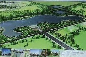 Bắc Ninh: Chỉ định thầu dự án hồ điều hòa Vân Tương
