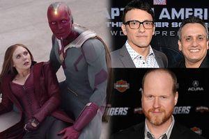 Scarlet Witch và Vision nói về sự khác biệt giữa anh em đạo diễn 'Avengers: Infinity War' và Joss Whedon