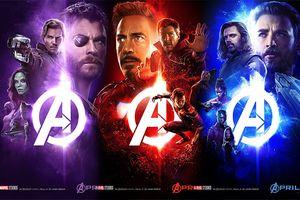 'Avengers: Infinity War' tung poster làm rõ mối quan hệ trong các nhóm nhân vật