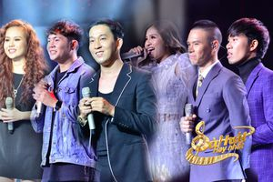 Trước khi so kè ở Sing My Song, những tác giả này từng tạo loạt hit đình đám trên thị trường nhạc Việt