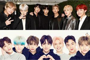 360 độ Kpop ngày 27/3: BTS có MV 200 triệu view thứ 8, MONSTA X tung MV trở lại