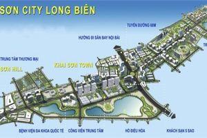 Cenland phân phối dự án Khai Sơn City