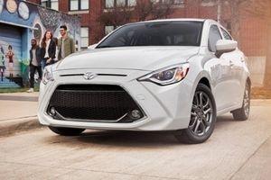 Toyota ra mắt mẫu sedan Yaris 2019 mới