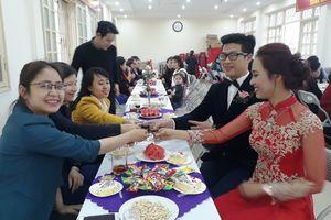 KHI GIỚI TRẺ 'NGHĨ TRẺ': Bài 1 - Những đám cưới siêu tiết kiệm