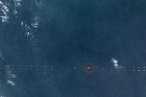 Hàng chục tàu chiến Trung Quốc di chuyển xuống Biển Đông?