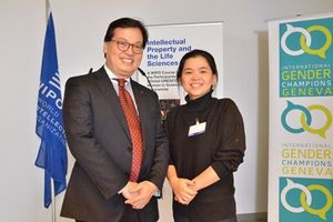WIPO đề cao kiến thức sở hữu trí tuệ cho các nhà khoa học nữ trẻ