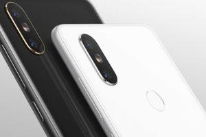 CHÍNH THỨC: Xiaomi Mi Mix 2S 'trình làng': Cấu hình mạnh, giá hấp dẫn