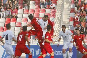 Báo chí khu vực ngợi ca màn trình diễn của tuyển Việt Nam trước Jordan!