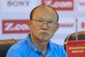 HLV Park Hang Seo nói gì sau trận hòa tiếc nuối trước Jordan