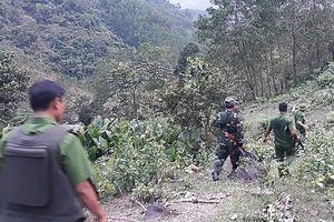 Đã bắt được 3 nghi can bắn chết người trong quán bida rồi trốn lên núi