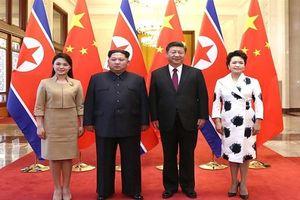 Trung Quốc chính thức xác nhận ông Kim Jong Un đã tới thăm Bắc Kinh
