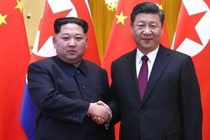 Nhà lãnh đạo Triều Tiên thăm Trung Quốc, hội đàm với Chủ tịch Tập Cận Bình