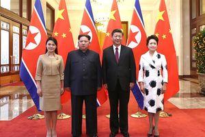 Chủ tịch Kim Jong-un đến Trung Quốc, hội đàm với Chủ tịch Tập Cận Bình